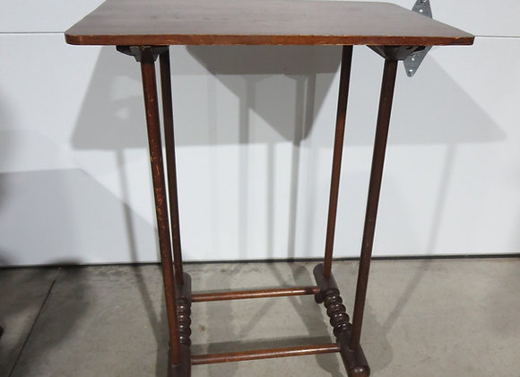 Vintage Candle Stick Table