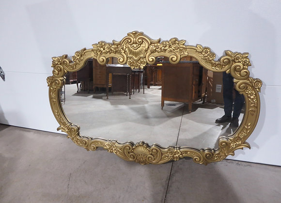 Vintage Extra Large Bassett Mirror Co.