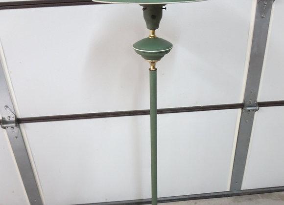 Metal Green Floor Lamp