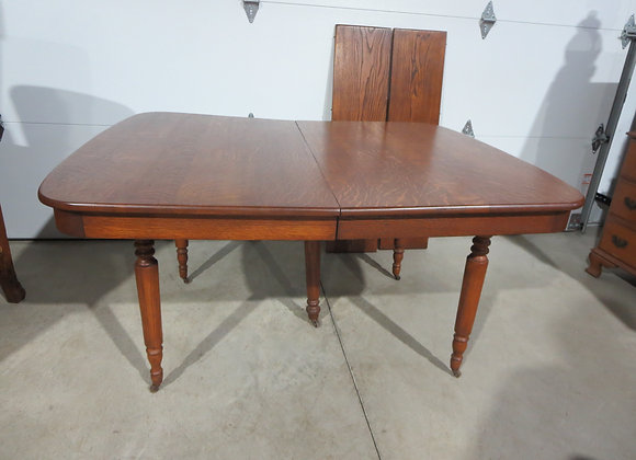 Stickley Oak Dining Room Table Top