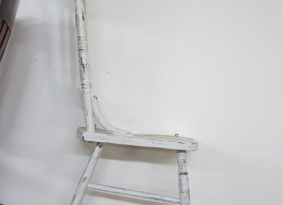 Half Chair Wall Mounted Shelf