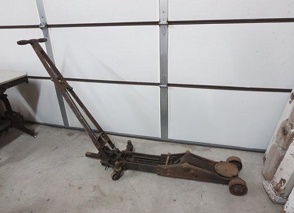 Vintage Walker Roll-A-Car Jack