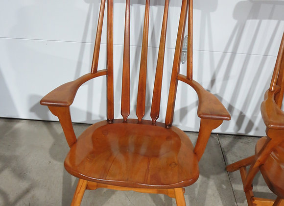 Herman DeVries by Sykes Windsor Arm Chair (s)