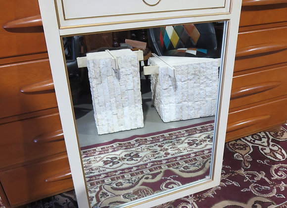 Dixie French Provincial Wall Mirror