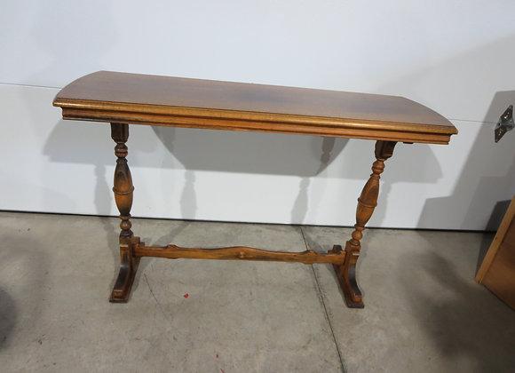 Vintage Wood Sofa Table