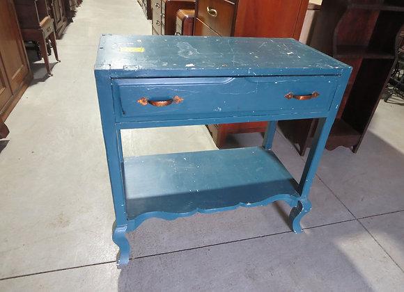 Blue Shabby Table