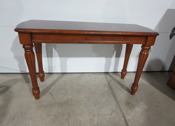 Large Solid Wood Sofa Table