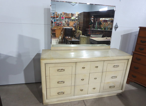 MCM Huntley 6 Drawer Dresser Blonde