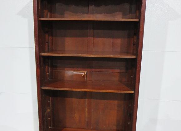 Large Wood Book Shelf Needs a little TLC
