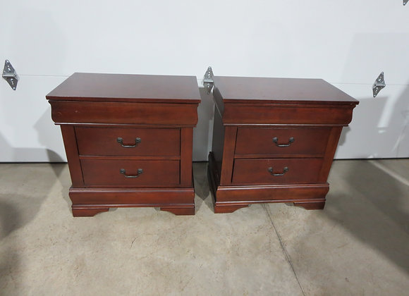 Ashley Furniture Pair of Night Stands