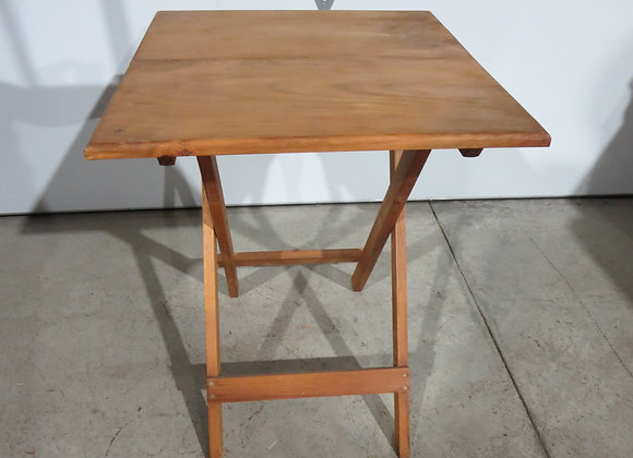 Vintage Pine Folding Table