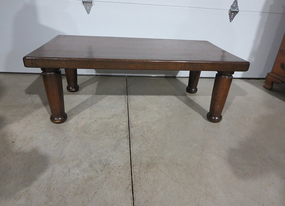 Large Heavy Coffee Table