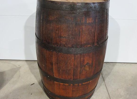 Vintage Oak Barrel Wine / Whiskey