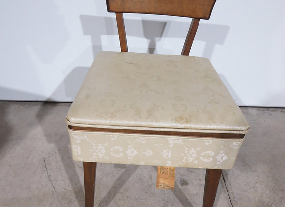 MCM Sewing Chair Green River Chair Co