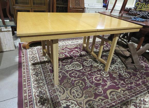 MCM Dining Table w/ Self Storing Leaf