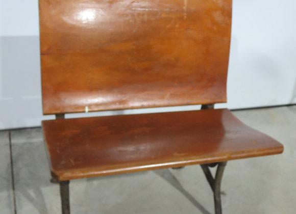 Vintage School Desk Bench Only