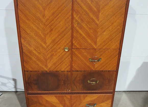 Tri-Bond Furniture Large Chifferobe Armoire