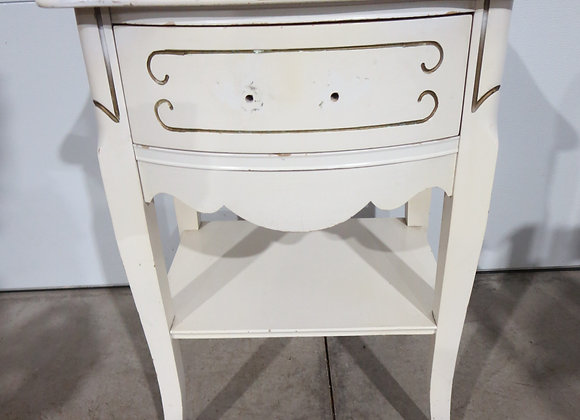 Vintage French Provincial Night Stand