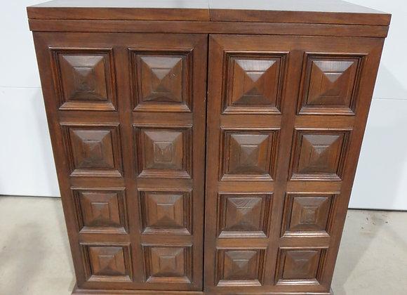 Custom Wood Bar