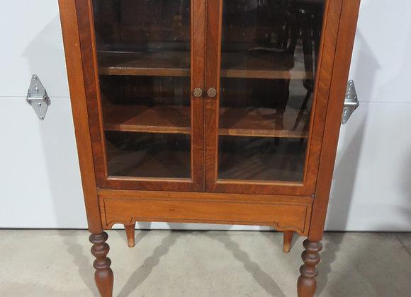 Antique Radio Cabinet / Display