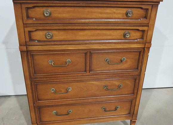 MCM Drexel Triune 5 Drawer Chest / Dresser