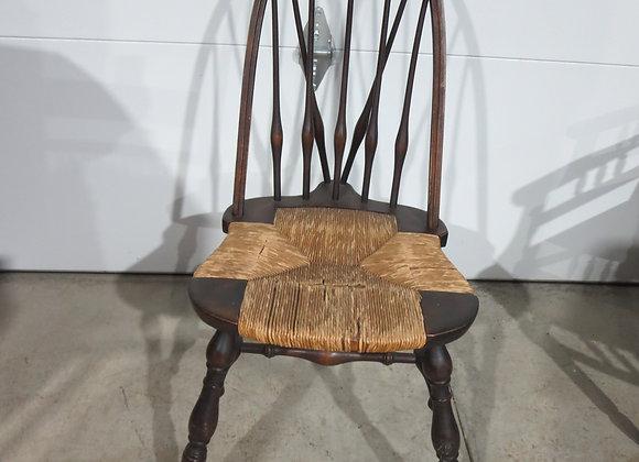 Vintage W A Hathaway Windsor Chair