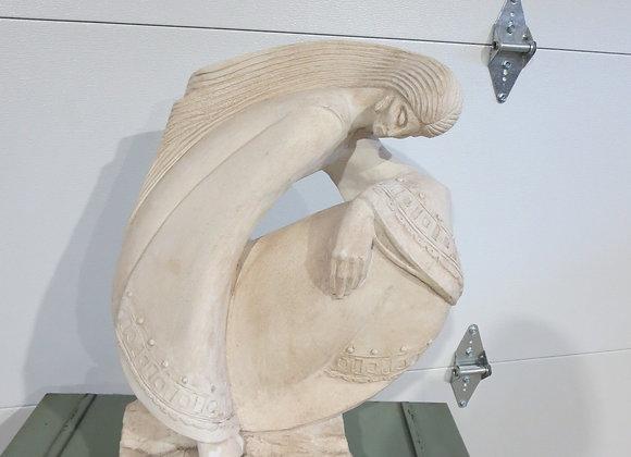 1987 Acoma Austin Production 'Rio de Vida' Sculpture