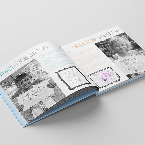 Teacher's Class Memory Book
