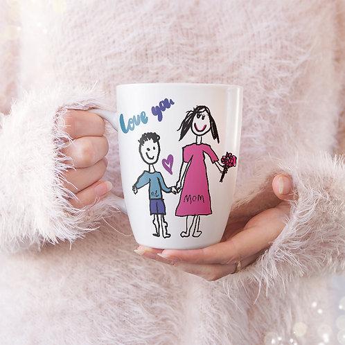 Art on a Mug