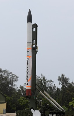 INDIA'S HYPERSONIC TEST