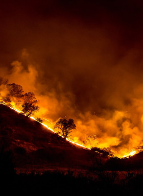 California fires: A Brief View
