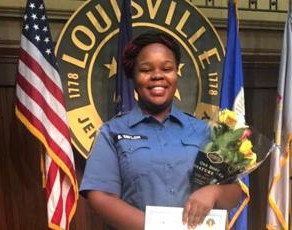 Louisville police officer indicted in Breonna Taylors case