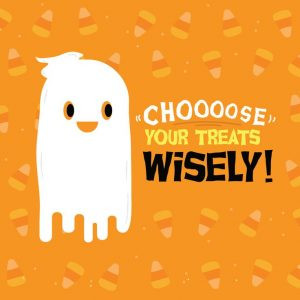 This Halloween… don't get Tricked into the Wrong Treats!