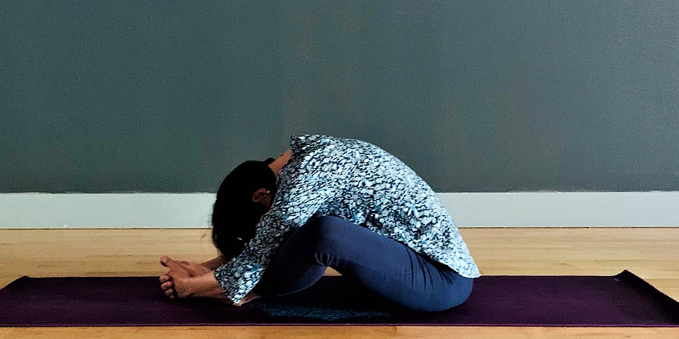 Yoga for Stress and Anxiety Relief