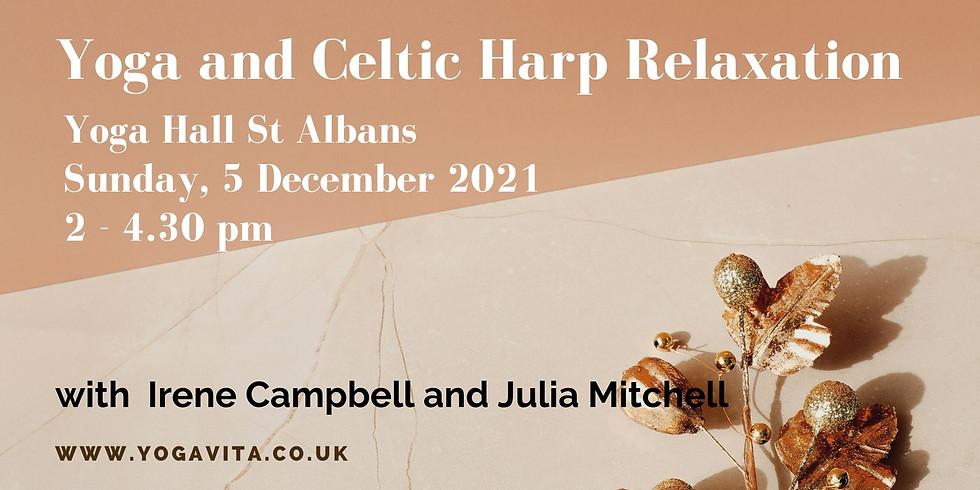 Yoga and Celtic Harp