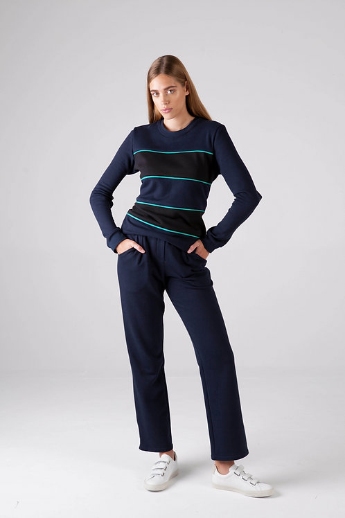 The Stripe Sweater