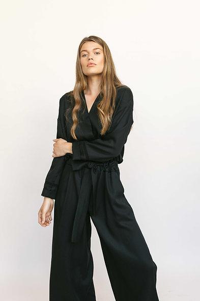 Jump My Suit Black