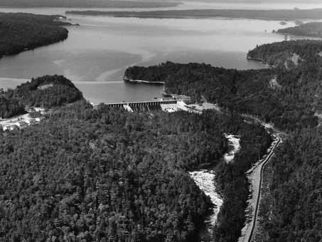 Ripogenus Dam, 1915