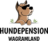 Hundepension Wagramland Logo