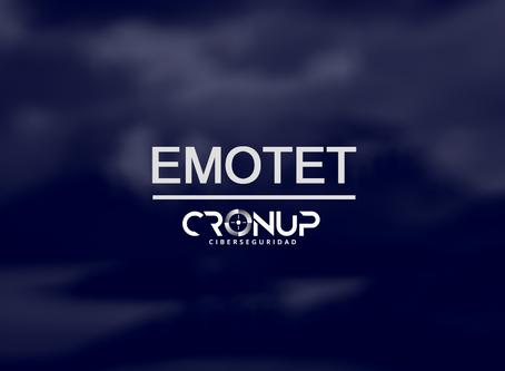 TOP Malware Series: EMOTET