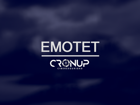 TOP Malware Series: EMOTET