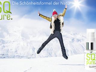 Hautpflege im Winter mit SQpure