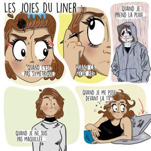 LES JOIES DU LINER