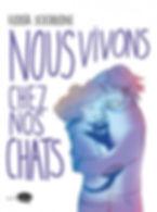 NOUS VIVONS CHEZ NOS CHATS