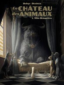 LE CHATEAU DES ANIMAUX