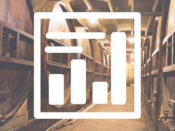Le Marché du vin en 2014: les résultats de la France