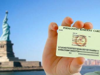 Visa E-B5 et Green Card
