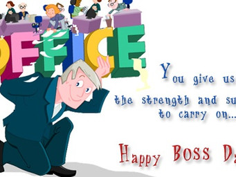 Boss's Day: a great party in the US, what would be the project in France?