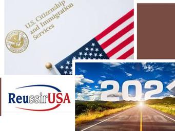 Immigrer aux Etats-Unis en 2021!