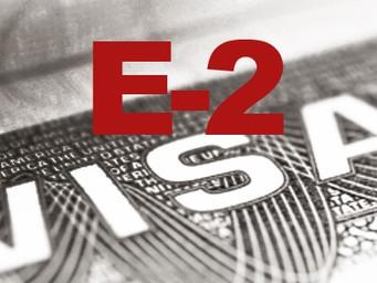 Qu'est-ce qui qualifie une entreprise pour un visa E-2 ?